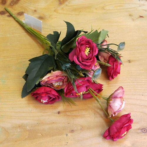 Νεραγκούλα κόκκινο-ροζ 12τμχ