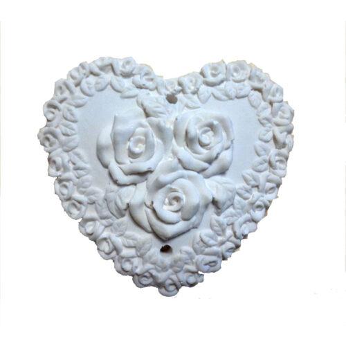 Καρδιά αρωματικού πηλού