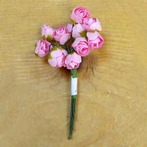 Τριαντάφυλλα-μινιατούρα ροζ