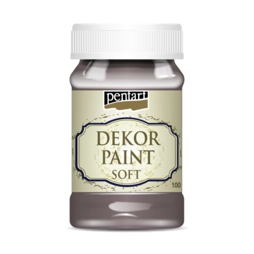 Dekor Paint Soft 100ml Pentart Country Purple