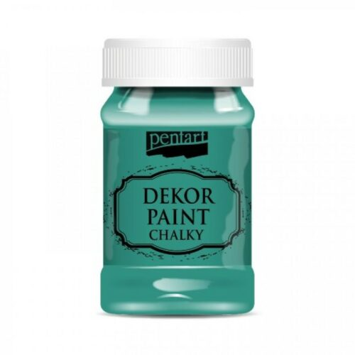 Dekor Paint Soft 100ml Pentart Juniper green