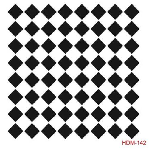 Stencil cadence HDM142