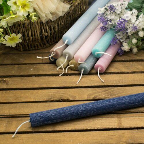 Λαμπάδα αρωματική ξυστή κυλινδρική 30cm. γιασεμί