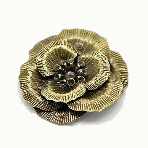 Antique Bronze Metal Decor