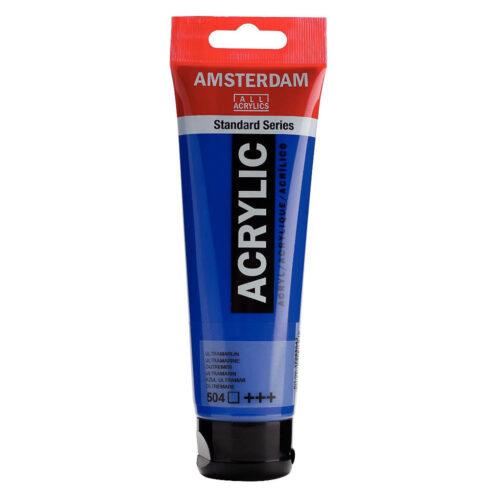 Amsterdam acrylic 504