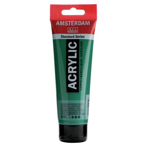 Amsterdam acrylic 619