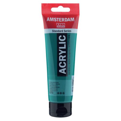 Amsterdam acrylic 675
