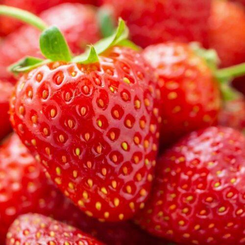 Φράουλα άρωμα σαπουνιού