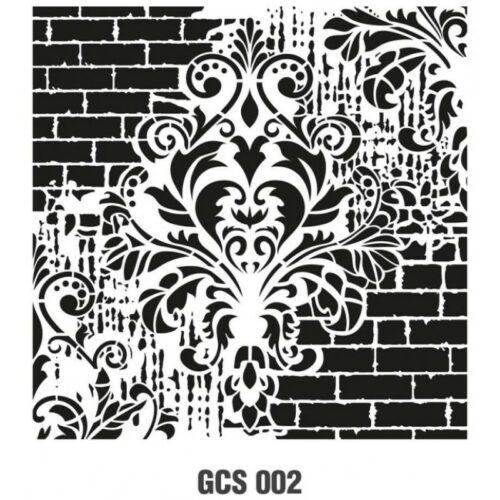 Stencil cadence gcs 002