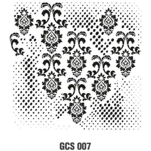 Stencil cadence gcs 007