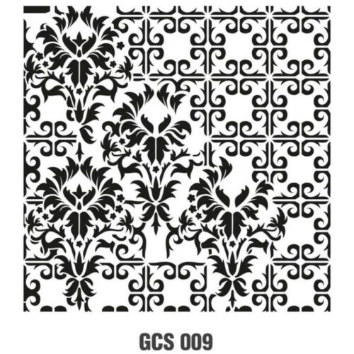 Stencil cadence gcs 009