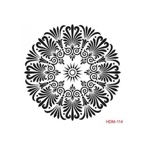 Stencil cadence hdm 114