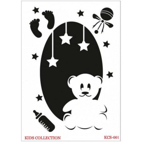 Stencil cadence kcs001