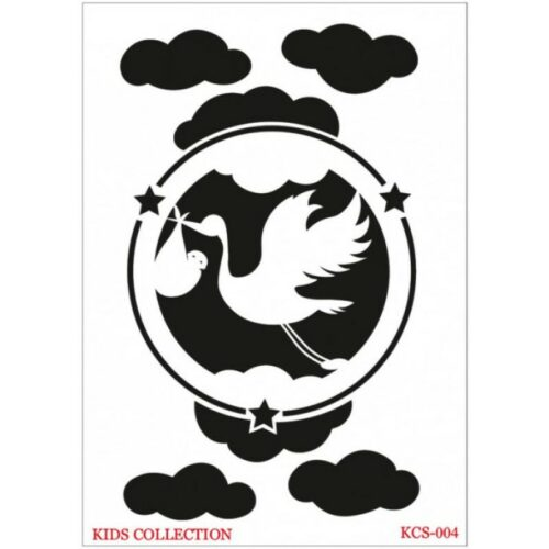Stencil cadence kcs004