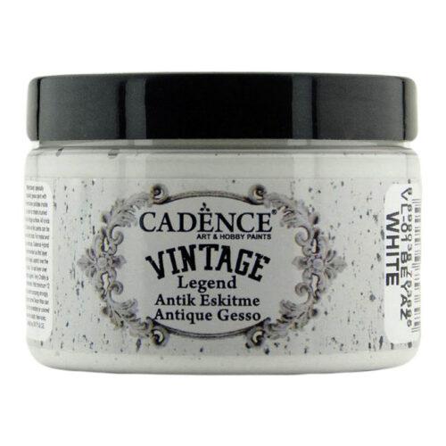 Vintage Legend Cadence 150ml white