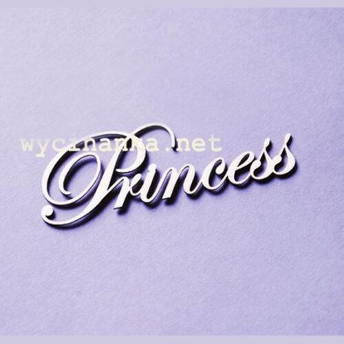 Princess chipboard (3x9cm)