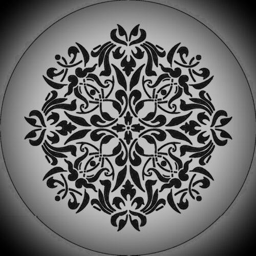 stencil decostar yu046