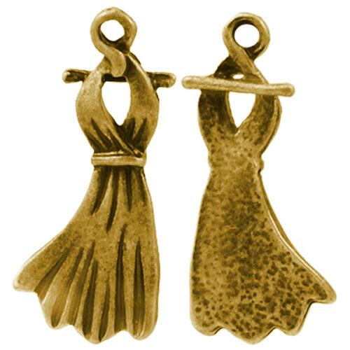 Χρυσό φόρεμα με κρεμάστρα