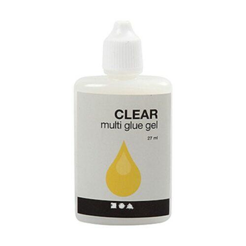 Κόλλα γενικής χρήσης Clear Multi Glue