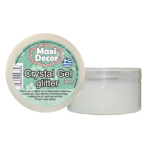 Crystal Gel Maxi Decor 100ml