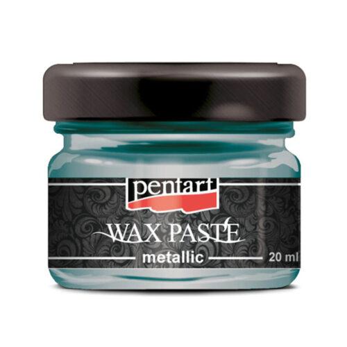 Metallic Wax Paste Turquoise