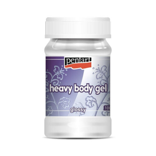 Pentart Heavy body gel Glossy