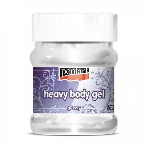 Heavy body gel Glossy