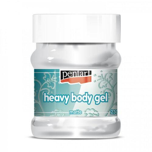 Heavy body gel Matte
