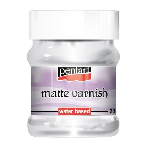 Matt varnish water based 230ml