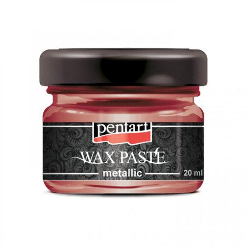 Metallic Wax Paste Fire Gold