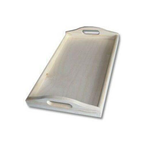 Ξύλινος δίσκος 50x30x6.3cm