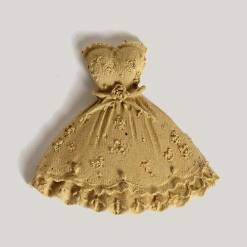 Ξυλόγλυπτο Φόρεμα 0049