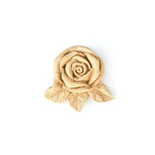 Ξυλόγλυπτο λουλούδι 0465