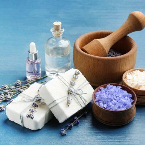 Υλικά για σαπούνια