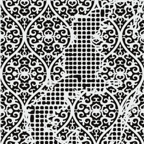 Στένσιλ (Stencil) 50x50 HD121