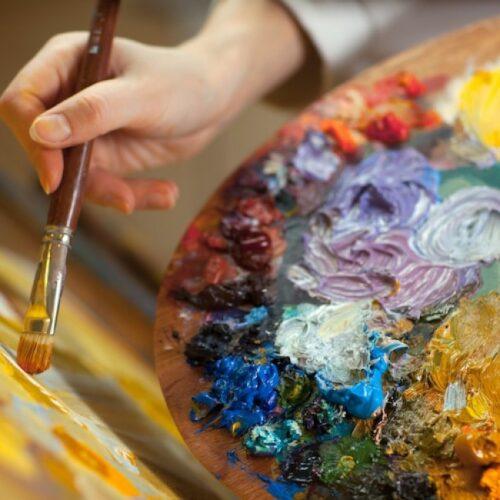 Λάδια Ζωγραφικής