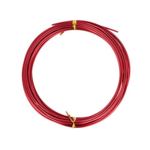 Σύρμα αλουμινίου κόκκινο