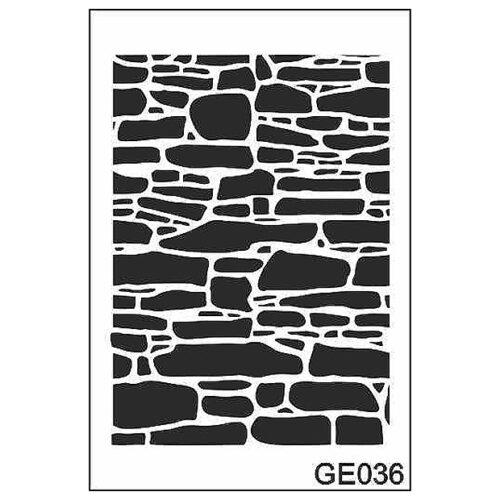 Στένσιλ 21x30 GE036