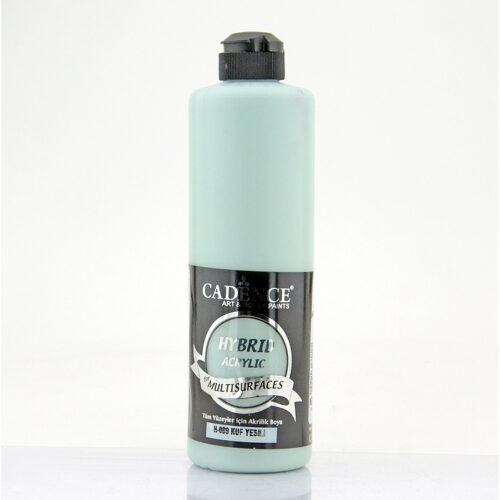 Υβριδικό ακρυλικό Mould green 500ml H089