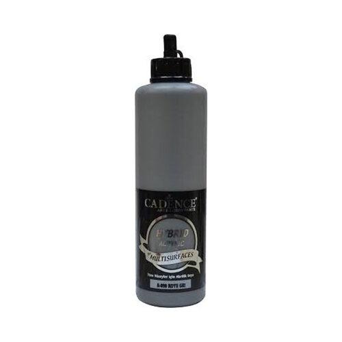 Υβριδικό ακρυλικό Dark gray 500ml H090