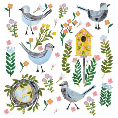 Beauty nest χαρτοπετσέτα